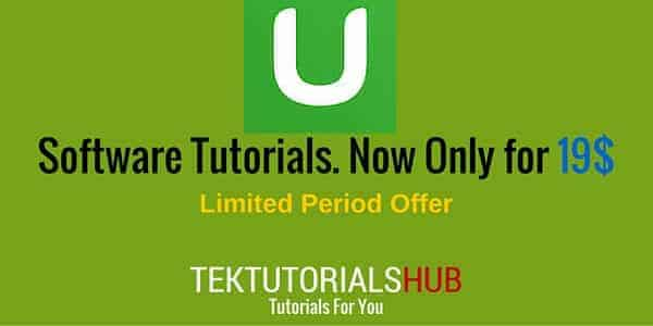 Udemy Online Course