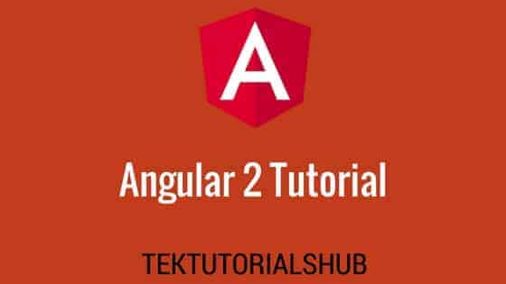 Angular Tutorials for beginners to professionals to learn the all the features of the Angular