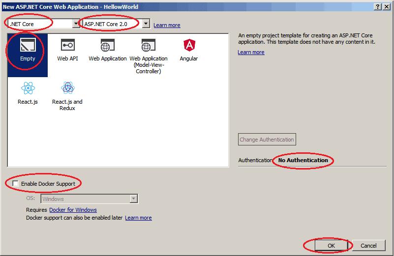 Getting Started with ASP.NET Core - TekTutorialsHub